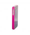 """iPhone 4 4S Hartschalenhülle Backcover """"Gitter Matt"""""""