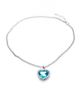 Halskette Blue Ocean