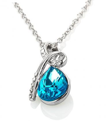 Halskette Crystal